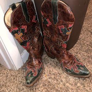 Shoes - Ladies Boots, Size 10M